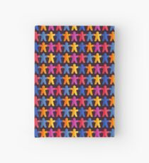 Paper People Chain Hardcover Journal