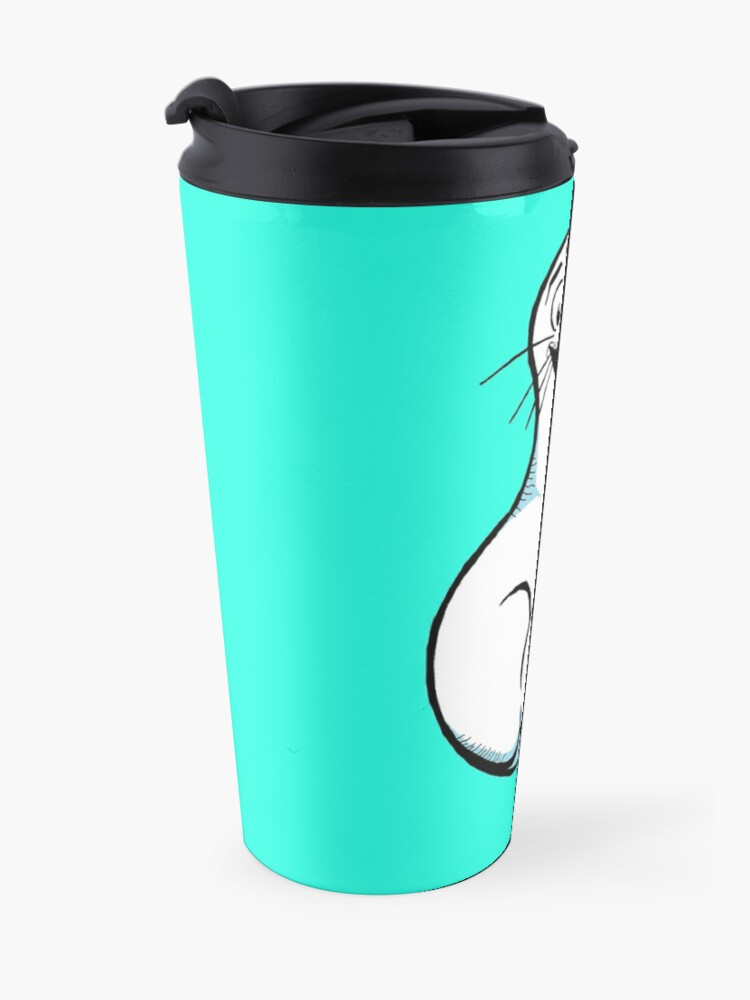 Alternate view of Shmoo Travel Mug