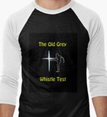 Whistle Test nostalgia Men's Baseball ¾ T-Shirt