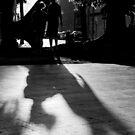 Silouhettes and shadows by Nayko