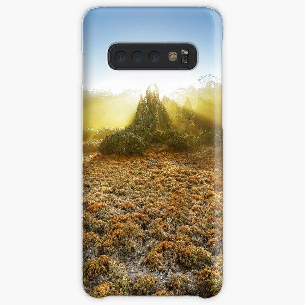Walls Of Jerusalem sunrise Samsung Galaxy Snap Case