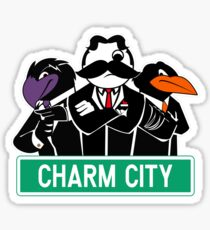 Charm City Gang Sticker