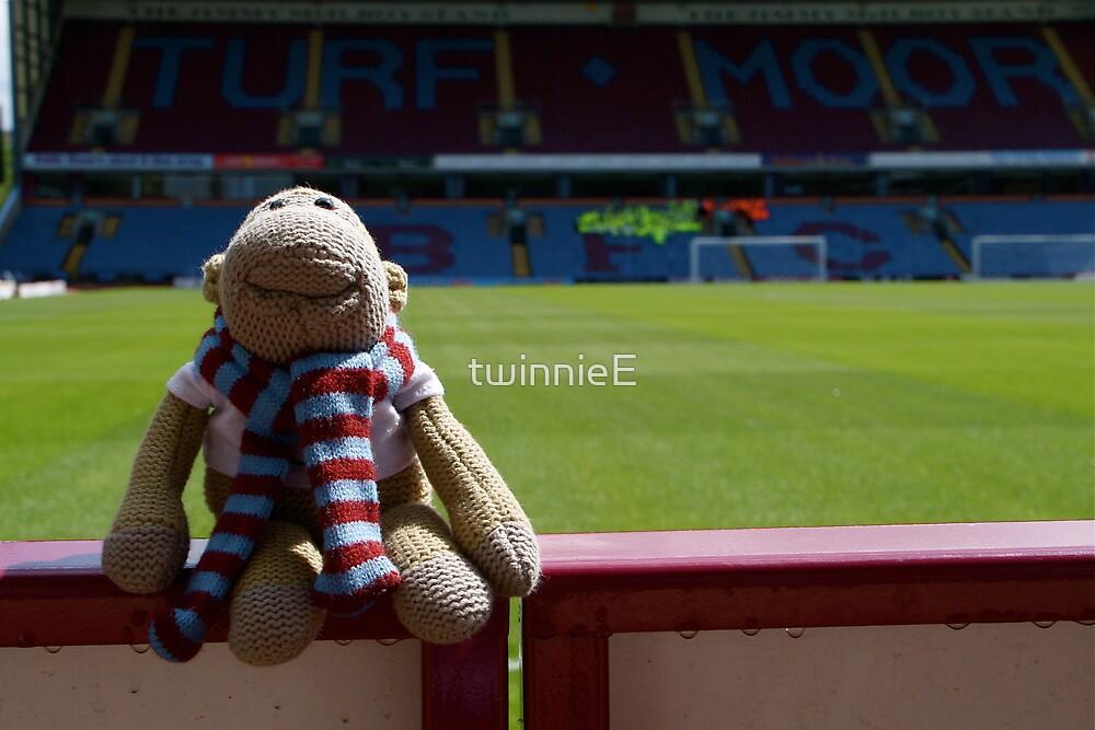 The world's smallest biggest Burnley Fan! by twinnieE