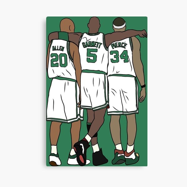 Ray, KG, & The Truth Canvas Print