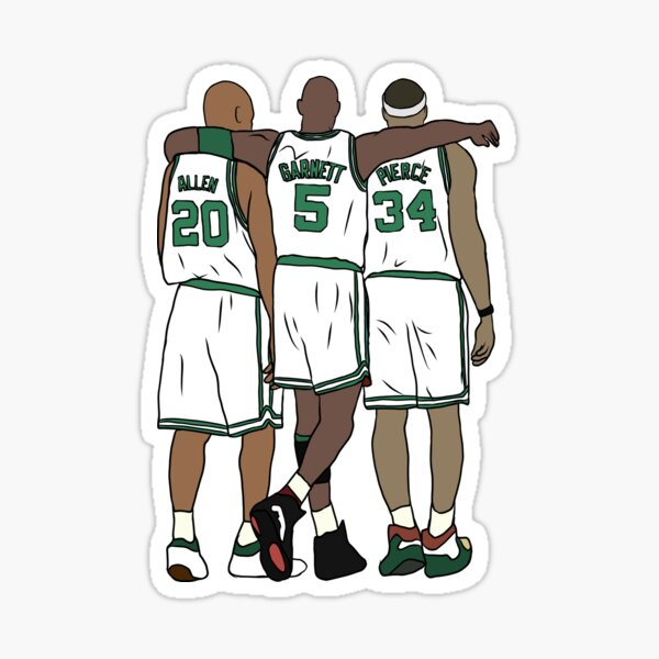 Ray, KG, & The Truth Sticker