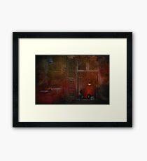 """In the Still of the Night ...."" Framed Print"