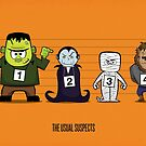 The Usual Suspects by Richard Rabassa