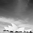 tourist day.... Sydney Opera House by Hege Nolan