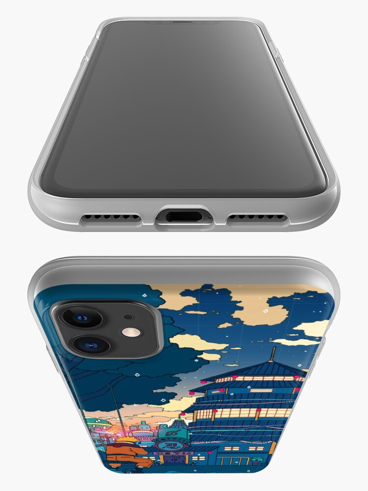 Alternate view of Sadness & Sorrow iPhone Case & Cover