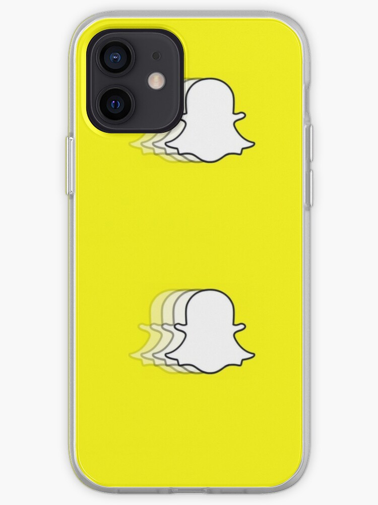 Snap Snapchat | Coque iPhone