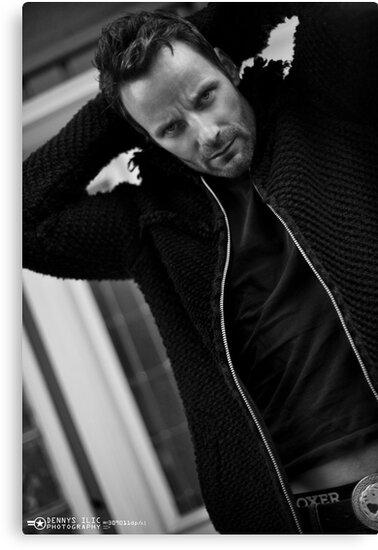 Ryan Robbins - Actors Studio Limited Edition Series Print [A1] by Filmart