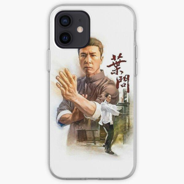 Master Ip Man iPhone Soft Case