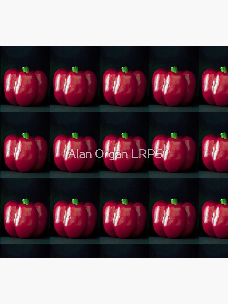 PEPPER by AlanOrgan