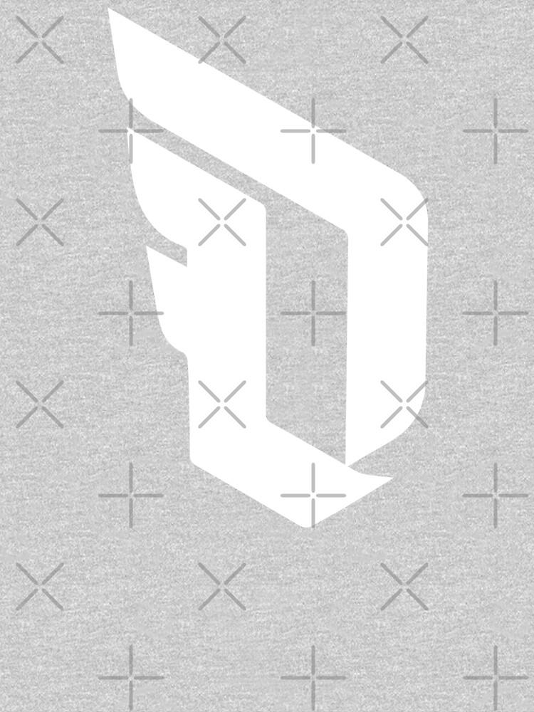 Damian Lillard Logo by elizaldesigns