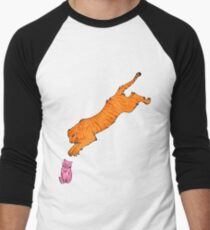 Sabre Toothed Tiger vs Kitten T-Shirt