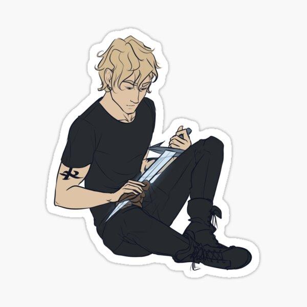 Jace  Sticker