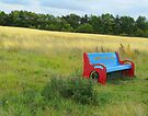 The Bench by Audrey Clarke