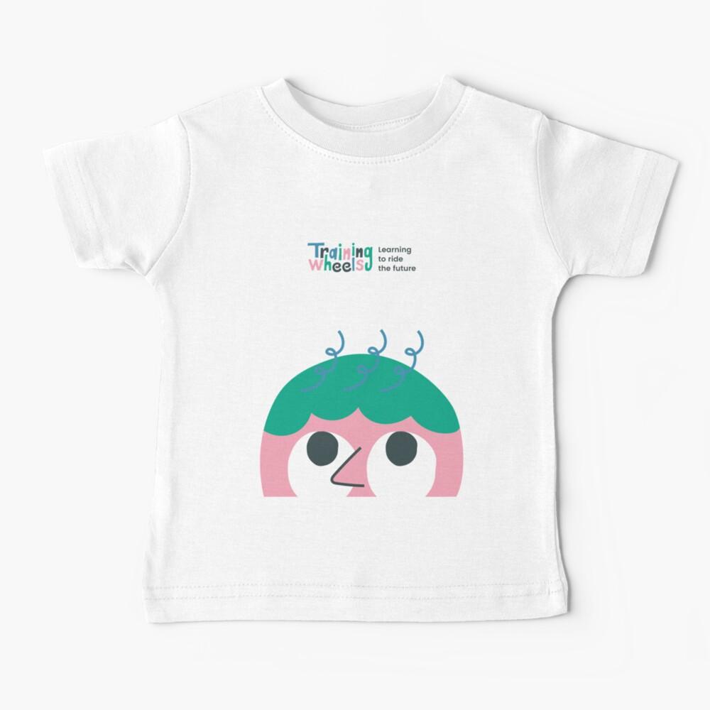 Sala de pensar Camiseta para bebés