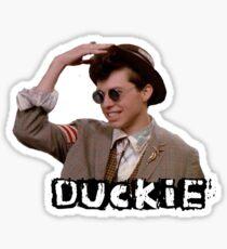 DUCKIE Sticker