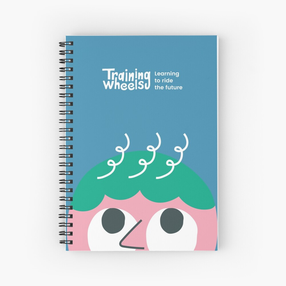 Sala de pensar Cuaderno de espiral