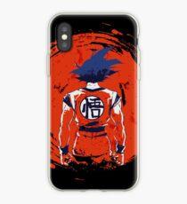 Japan Saiyan iPhone Case