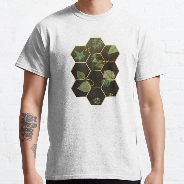 Bees in Space  Classic T-Shirt