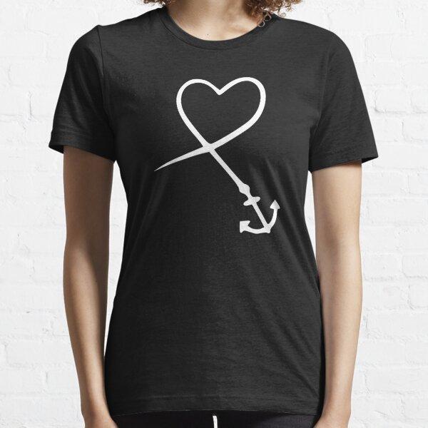 heart anchor Essential T-Shirt