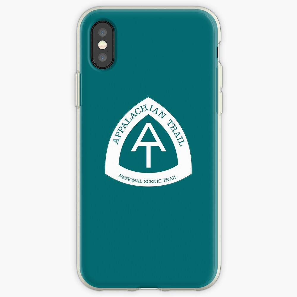 Appalachisches nationales szenisches Hinterzeichen iPhone-Hülle & Cover