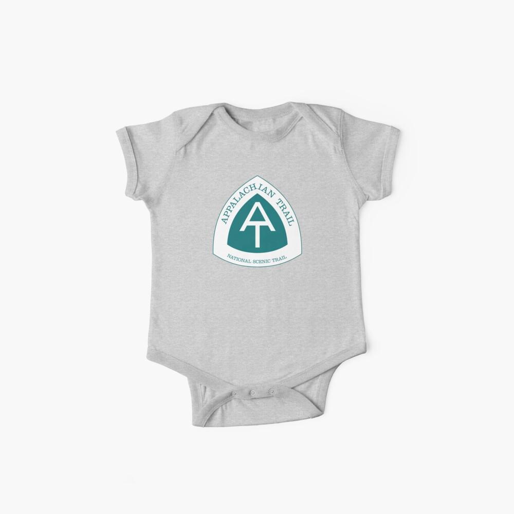 Appalachisches nationales szenisches Hinterzeichen Baby Body