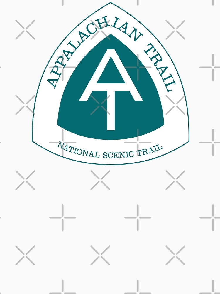 Appalachisches nationales szenisches Hinterzeichen von worldofsigns