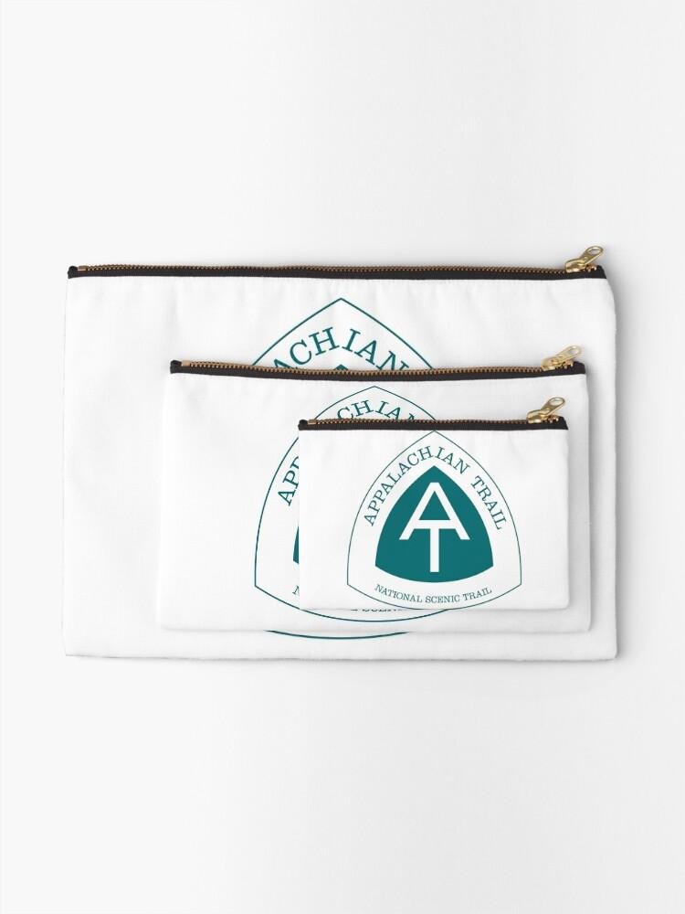 Alternative Ansicht von Appalachisches nationales szenisches Hinterzeichen Täschchen