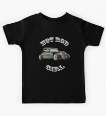 Hot Rod Girl  Kids Clothes