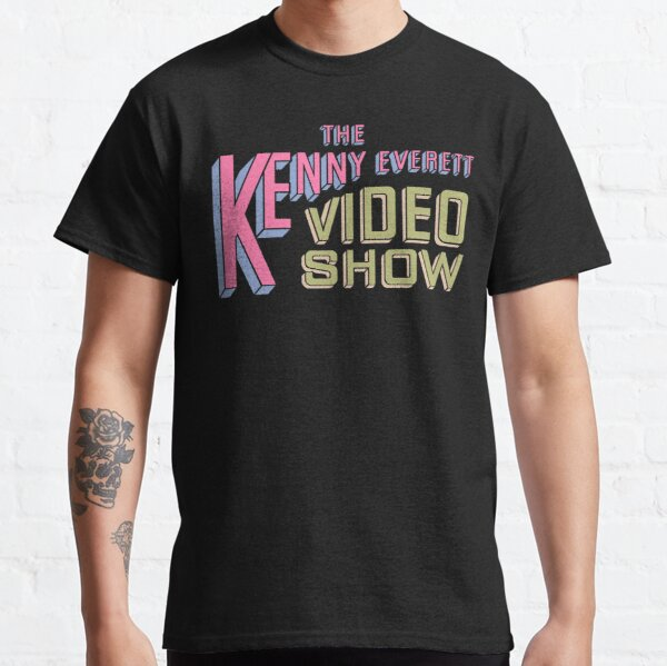 NDVH Kenny Everett Video Show Classic T-Shirt