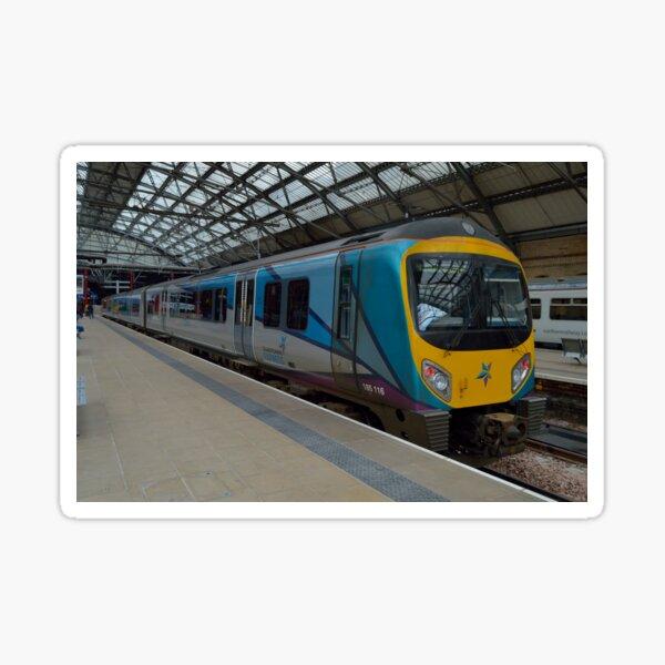 Transpennine Express Class 185 Liverpool Lime St Sticker