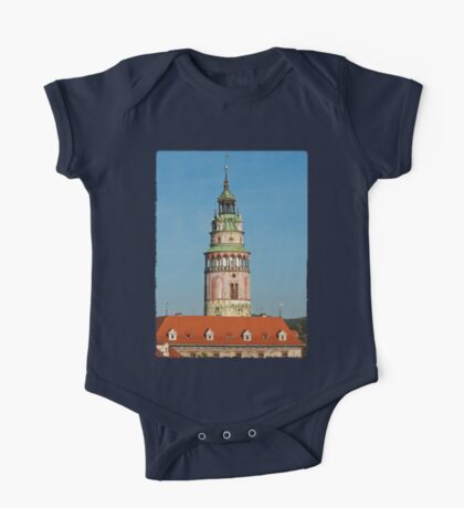 Cesky Krumlov Castle Kids Clothes