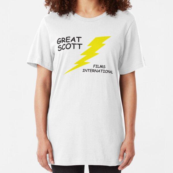 Great Scott International - The Office Slim Fit T-Shirt