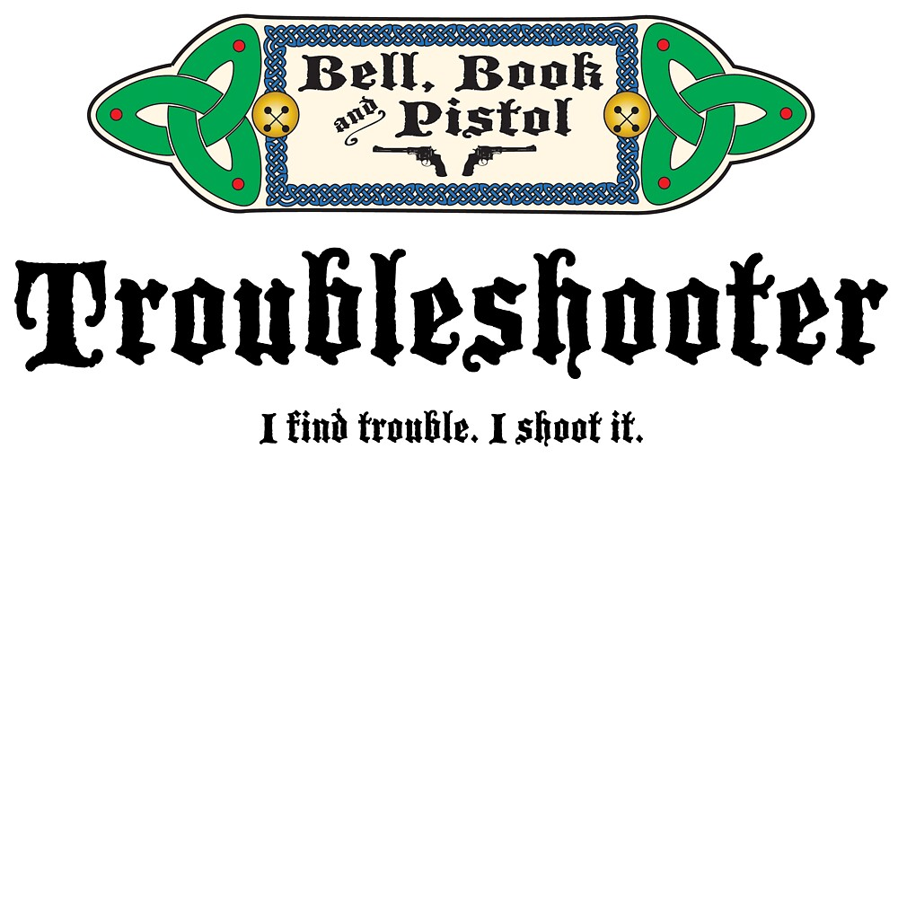 Troubleshooter by jaedreth
