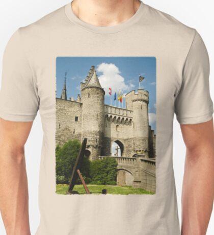 Het Steen Castle T-Shirt