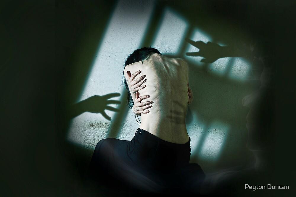 Agony Inside by Peyton Duncan