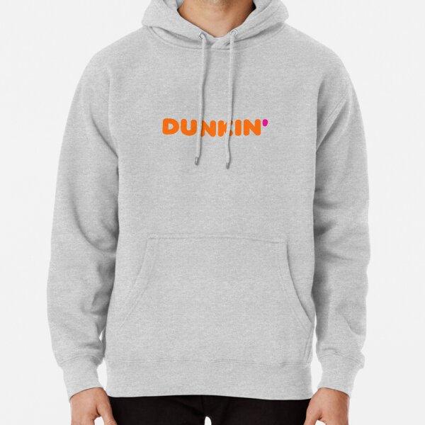 MEILLEUR VENDEUR - Dunkin Donuts New Logo Sweat à capuche épais