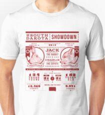 """SoDak Showdown """"Red"""" T-Shirt"""