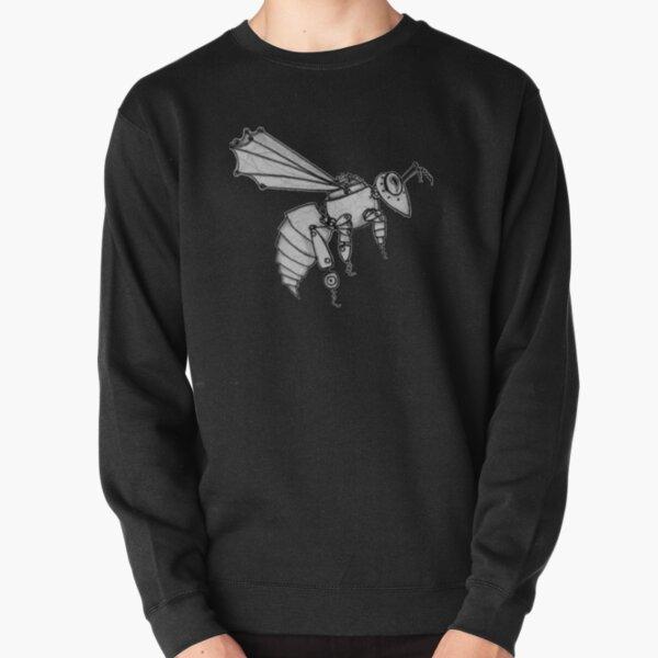 Mechanical robber Pullover Sweatshirt