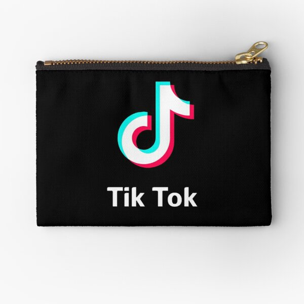 BEST SELLER - TikTok Merchandise Zipper Pouch