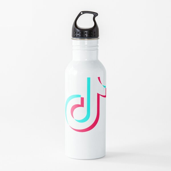 MEJOR VENDEDOR - Merchandising TikTok Botella de agua