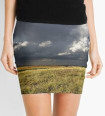 Wide Open Spaces Mini Skirt