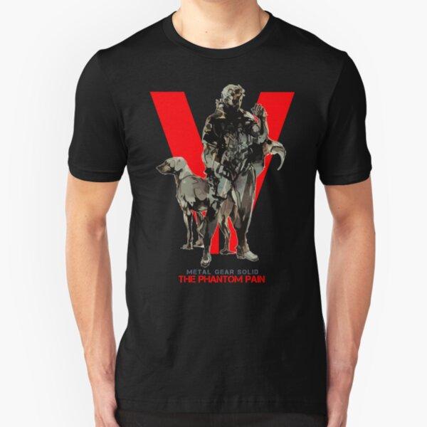 The Phantom Pain Slim Fit T-Shirt