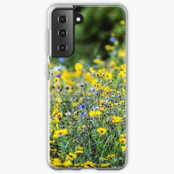 Wild Flowers 2 Samsung Galaxy Soft Case