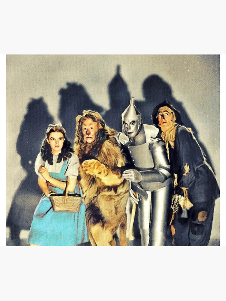 The Cast of the Wizard of Oz by SerpentFilms