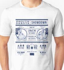 """SoDak Showdown """"Blue"""" T-Shirt"""