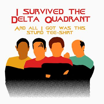 Voyages in the Delta Quadrant by DoctorWhy